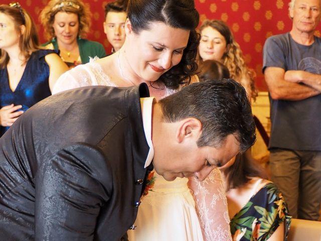 Le mariage de Jean-Louis et Celine à Ajaccio, Corse 9