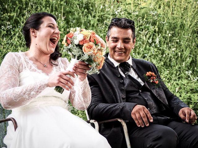 Le mariage de Jean-Louis et Celine à Ajaccio, Corse 16