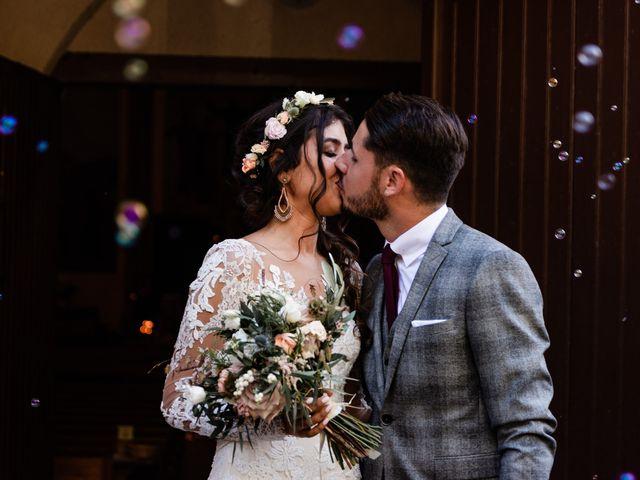 Le mariage de Bastien et Ghita à Damiatte, Tarn 21