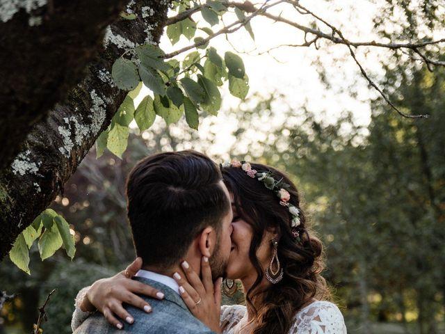 Le mariage de Bastien et Ghita à Damiatte, Tarn 41