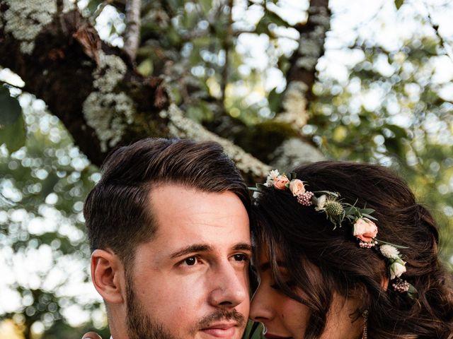 Le mariage de Bastien et Ghita à Damiatte, Tarn 43