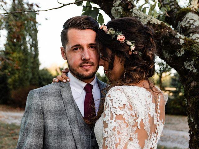 Le mariage de Bastien et Ghita à Damiatte, Tarn 44