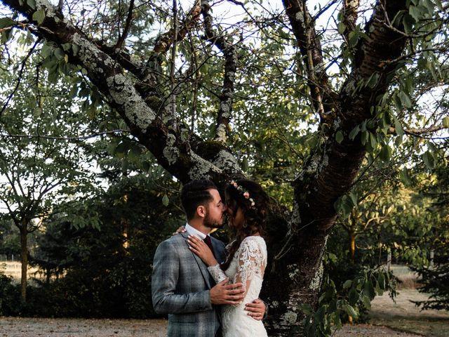 Le mariage de Bastien et Ghita à Damiatte, Tarn 45