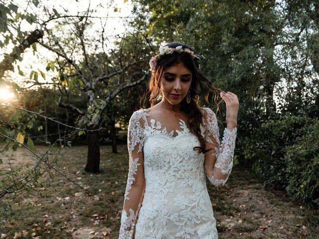 Le mariage de Bastien et Ghita à Damiatte, Tarn 46
