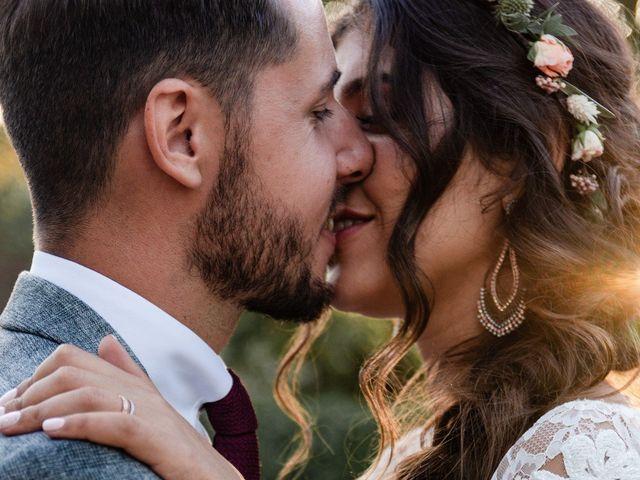 Le mariage de Bastien et Ghita à Damiatte, Tarn 47
