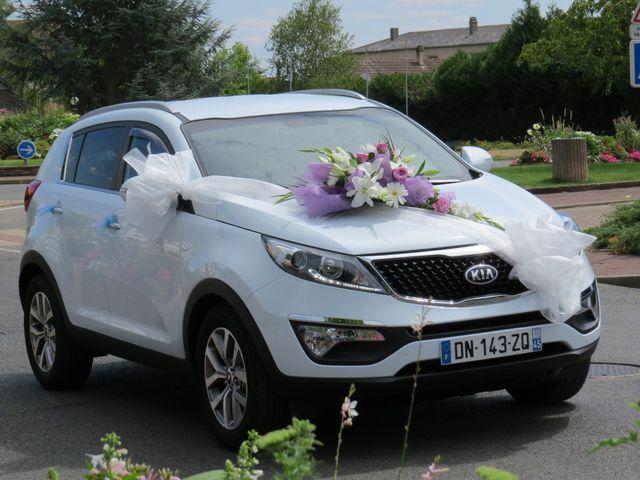 Le mariage de Mark et Alison à Châlette-sur-Loing, Loiret 4