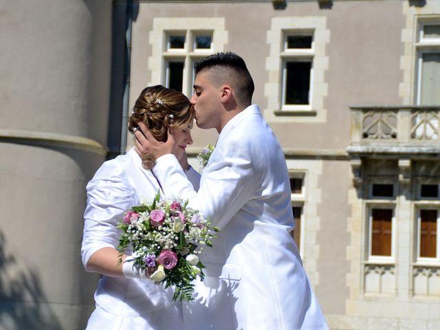 Le mariage de Mark et Alison à Châlette-sur-Loing, Loiret 6