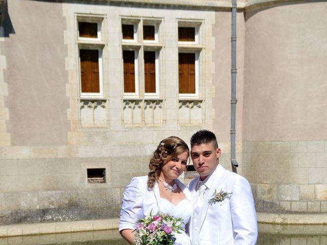 Le mariage de Mark et Alison à Châlette-sur-Loing, Loiret 9