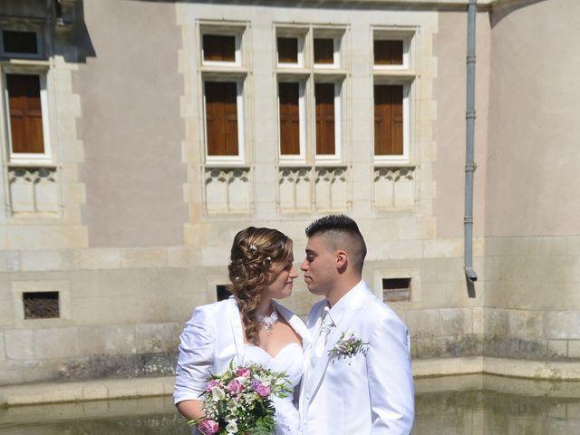 Le mariage de Mark et Alison à Châlette-sur-Loing, Loiret 10