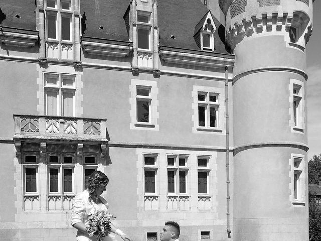 Le mariage de Mark et Alison à Châlette-sur-Loing, Loiret 11