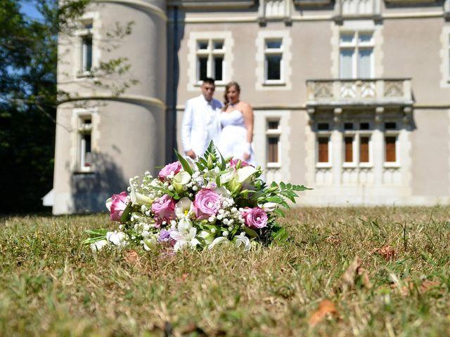 Le mariage de Mark et Alison à Châlette-sur-Loing, Loiret 1