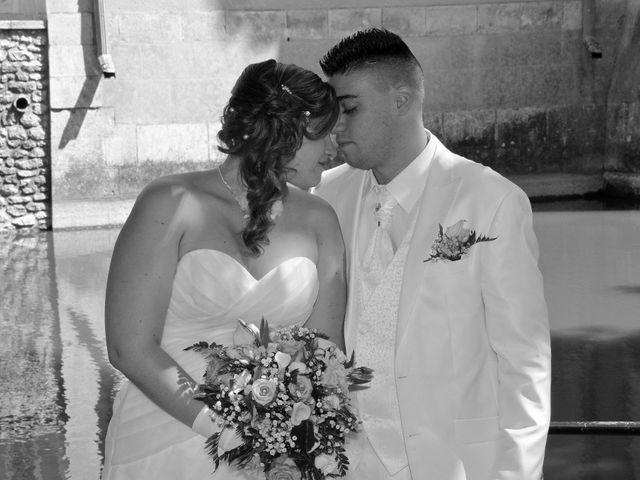 Le mariage de Mark et Alison à Châlette-sur-Loing, Loiret 14