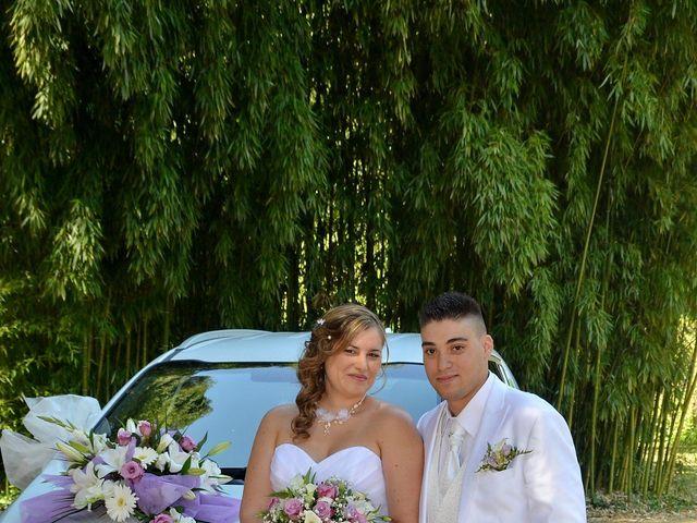 Le mariage de Mark et Alison à Châlette-sur-Loing, Loiret 15