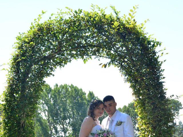 Le mariage de Mark et Alison à Châlette-sur-Loing, Loiret 16