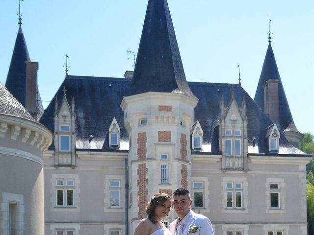 Le mariage de Mark et Alison à Châlette-sur-Loing, Loiret 20