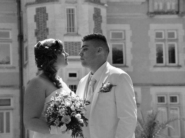 Le mariage de Mark et Alison à Châlette-sur-Loing, Loiret 21