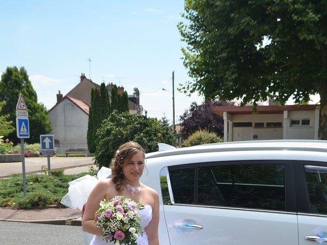 Le mariage de Mark et Alison à Châlette-sur-Loing, Loiret 25