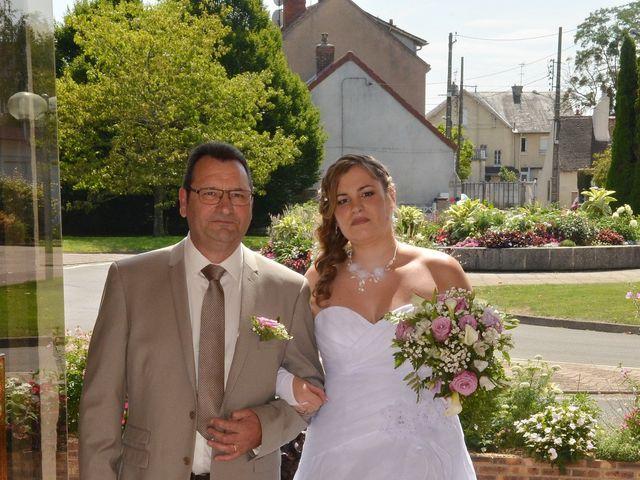 Le mariage de Mark et Alison à Châlette-sur-Loing, Loiret 27