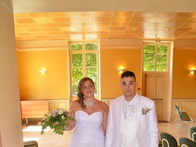 Le mariage de Mark et Alison à Châlette-sur-Loing, Loiret 30