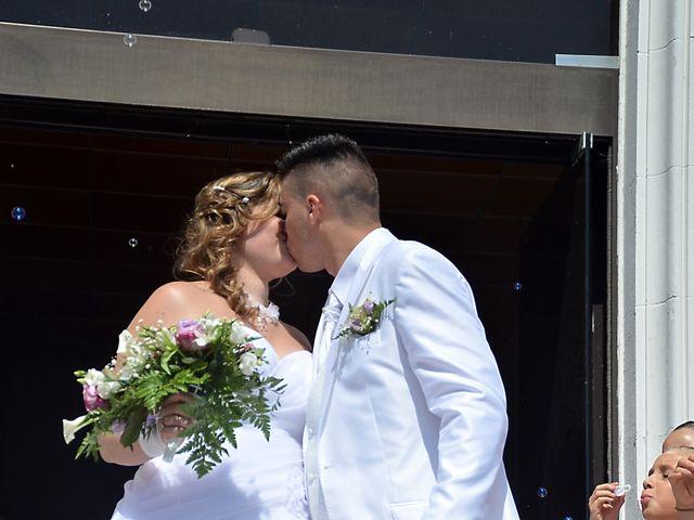 Le mariage de Mark et Alison à Châlette-sur-Loing, Loiret 32