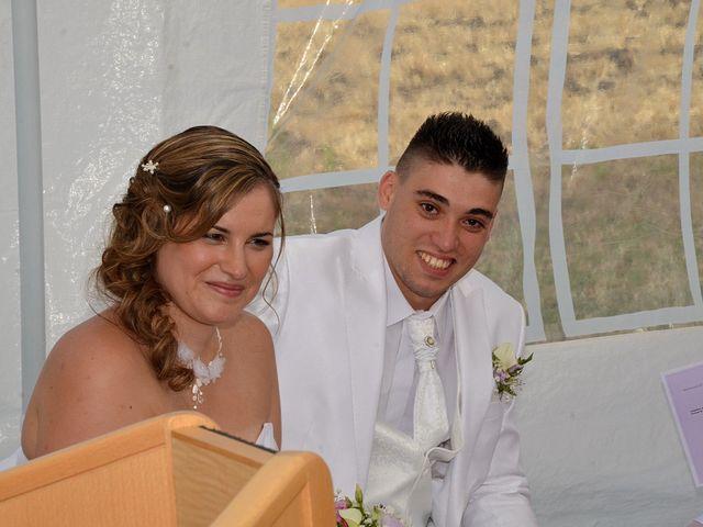 Le mariage de Mark et Alison à Châlette-sur-Loing, Loiret 36
