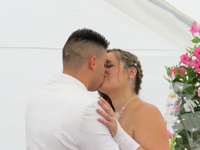 Le mariage de Mark et Alison à Châlette-sur-Loing, Loiret 45