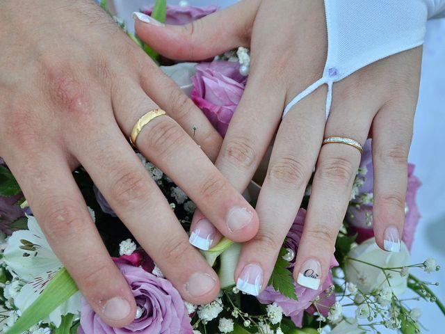 Le mariage de Mark et Alison à Châlette-sur-Loing, Loiret 47