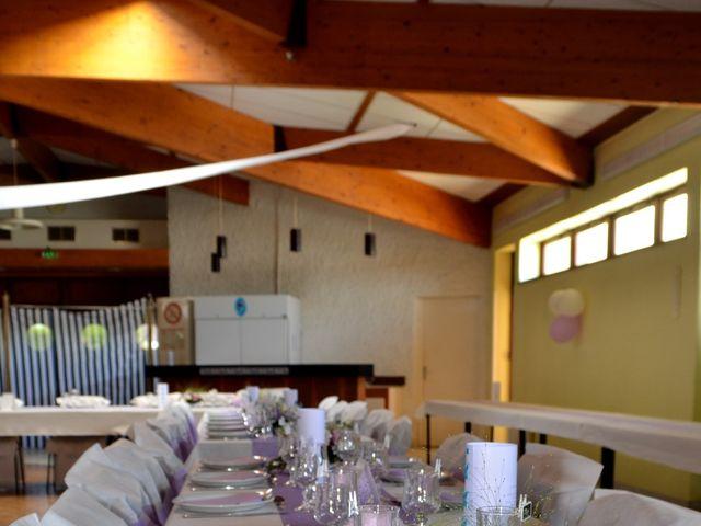 Le mariage de Mark et Alison à Châlette-sur-Loing, Loiret 51