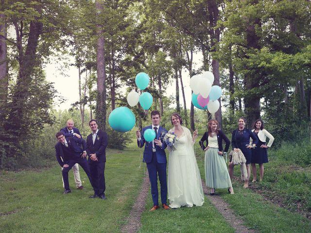 Le mariage de Jonathan et Karine à Saint-Quentin, Aisne 35