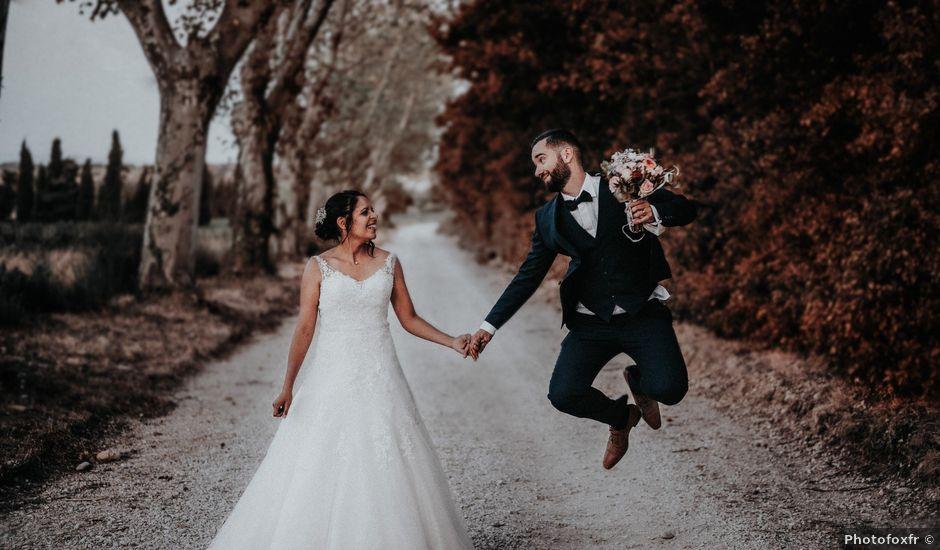 Le mariage de Thomas et Claire à Châteauneuf-du-Pape, Vaucluse