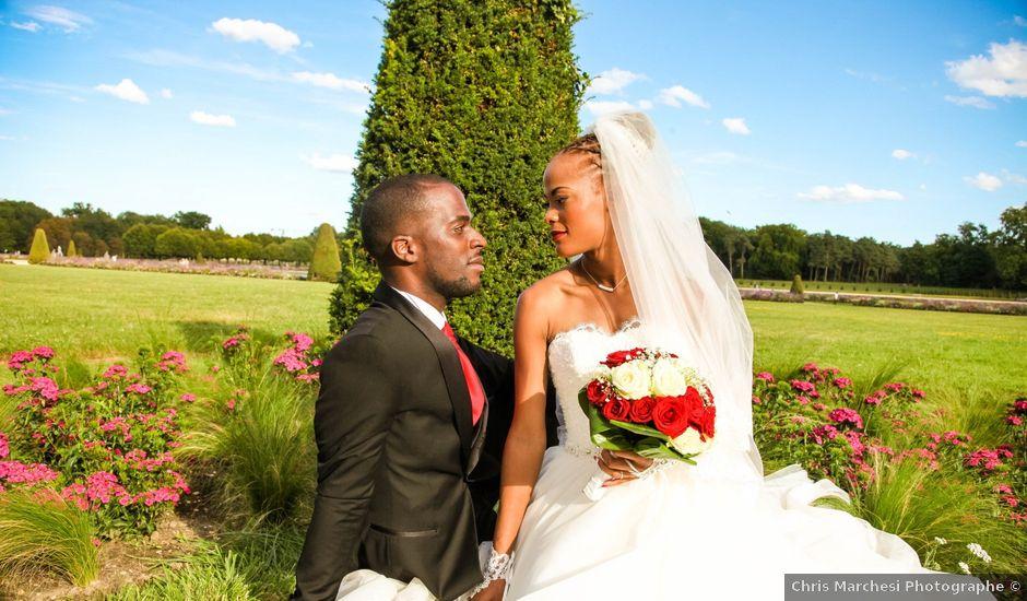 Le mariage de Rudy et Leïla à Saint-Germain-Laval, Seine-et-Marne