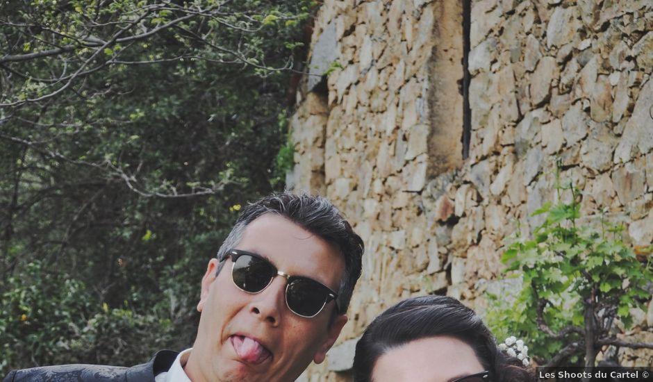 Le mariage de Jean-Louis et Celine à Ajaccio, Corse