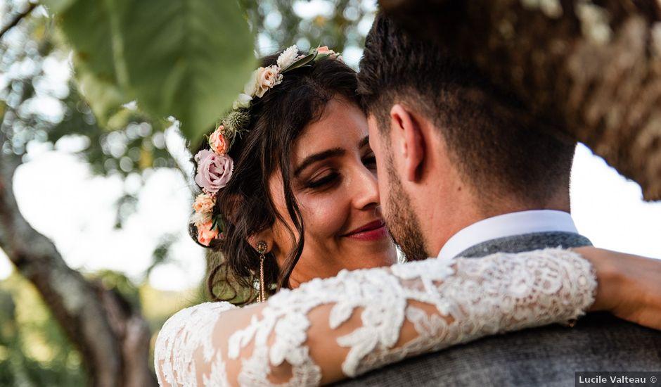 Le mariage de Bastien et Ghita à Damiatte, Tarn