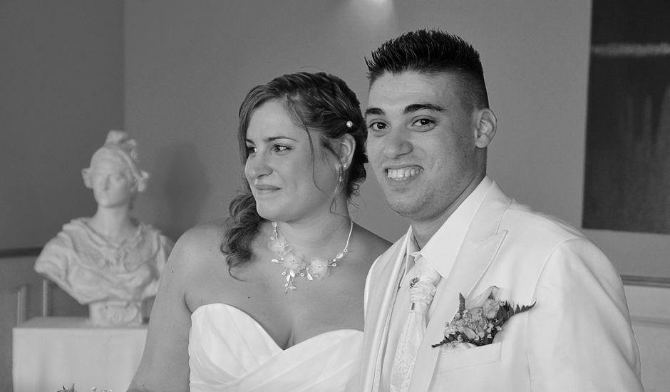 Le mariage de Mark et Alison à Châlette-sur-Loing, Loiret