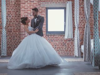 Le mariage de Manon et Jonathan