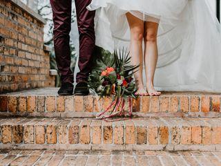 Le mariage de Fanny et Kévin