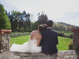 Le mariage de Florence et Dana 1