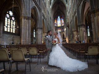 Le mariage de Amandine et Maximilien