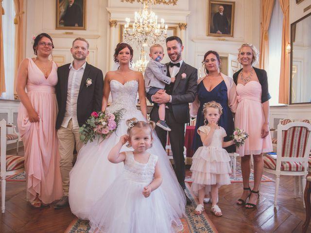 Le mariage de Jonathan et Manon à Hazebrouck, Nord 19