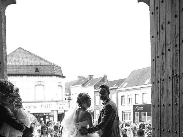 Le mariage de Jonathan et Manon à Hazebrouck, Nord 29