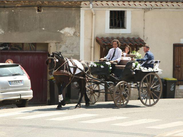 Le mariage de Sébastien et Mélody à Lescout, Tarn 1