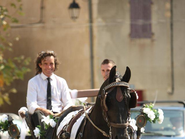 Le mariage de Sébastien et Mélody à Lescout, Tarn 3