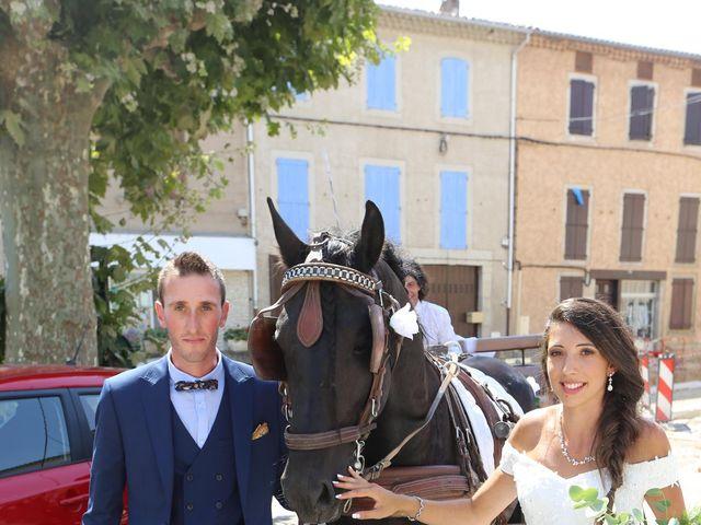 Le mariage de Sébastien et Mélody à Lescout, Tarn 4