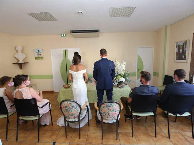 Le mariage de Sébastien et Mélody à Lescout, Tarn 2