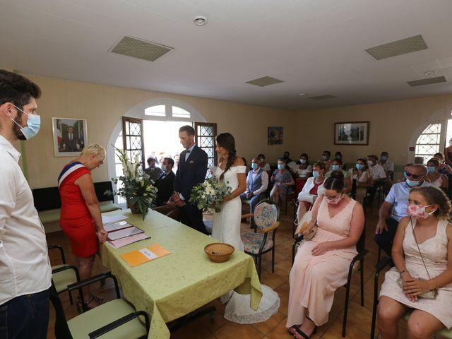 Le mariage de Sébastien et Mélody à Lescout, Tarn 6