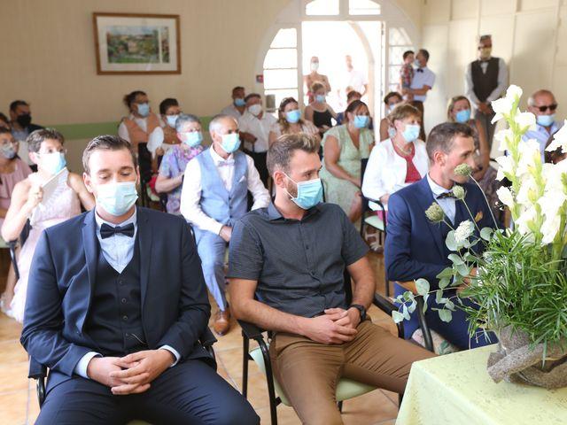 Le mariage de Sébastien et Mélody à Lescout, Tarn 8