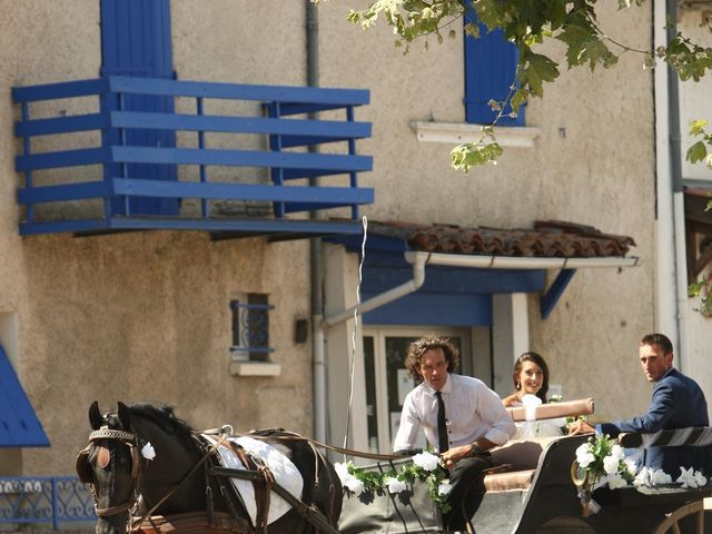 Le mariage de Sébastien et Mélody à Lescout, Tarn 9