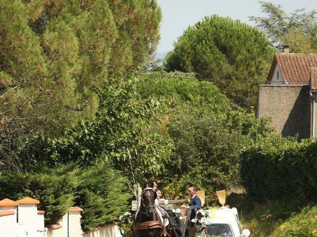 Le mariage de Sébastien et Mélody à Lescout, Tarn 11