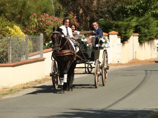 Le mariage de Sébastien et Mélody à Lescout, Tarn 13