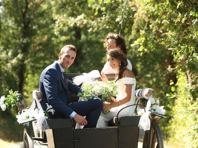 Le mariage de Sébastien et Mélody à Lescout, Tarn 14